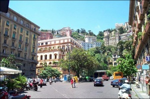 piazza amedeo