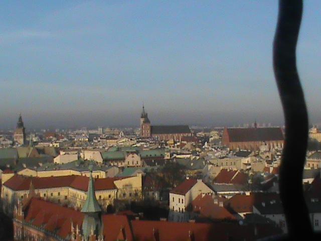 Cracovia e la finestra del papa diario di viaggio - Finestra del papa ...