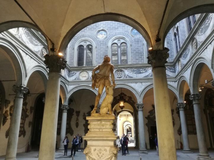 Palazzo Medici Riccardi, cortile interno
