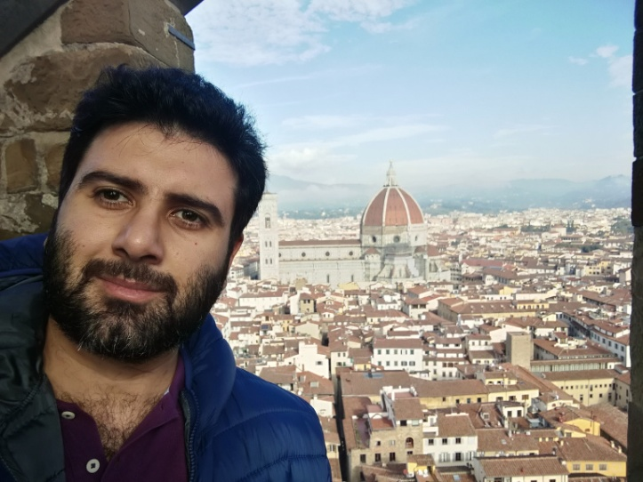 Santa Maria del Fiore dal Palazzo Vecchio