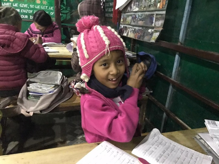 Volunteer English teacher in Nepal 3