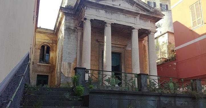 Chiesa dell'Addolorata, via Posillipo