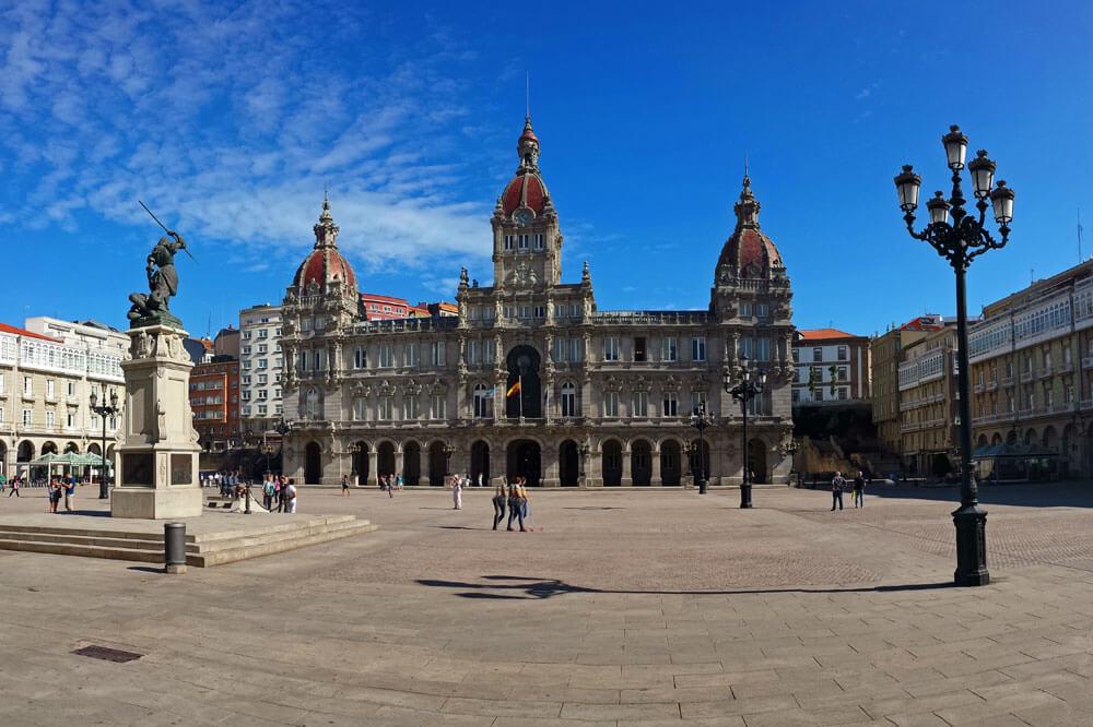 piazza-Maria-Pita-Coruña